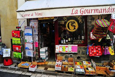 Valbonne wine store