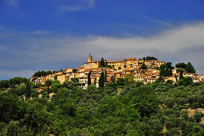 Provence Villages of Valbonne, Biot, Le Bar sur Loup, and Magagnosc