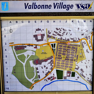 Valbonne_town-map_HDR3023