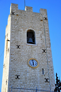 Vence bell tower