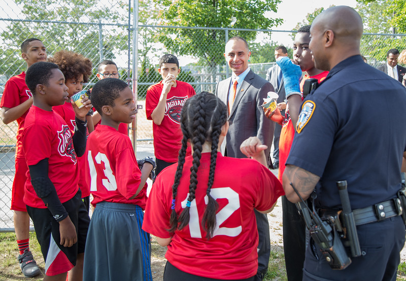 Providence After School Alliance End of Year Event 2016