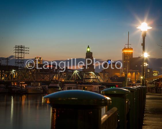 Providence at night-5