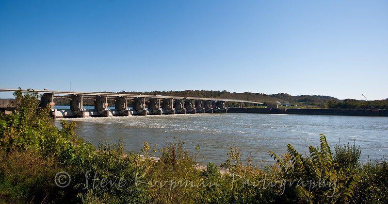 Markland Dam and Locks