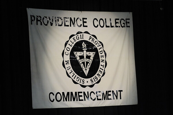 Providence College Commencement 2012 - Sunday