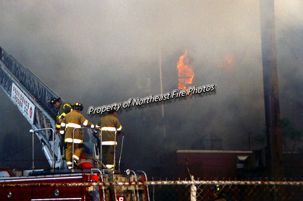 Providence- Dexter Street Mill Fire- Unk Date