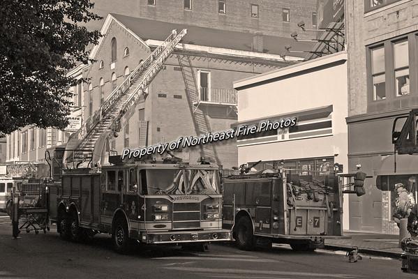 Providence- Weybosset Street- 5/22/06