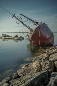 Artemis - ship wreck