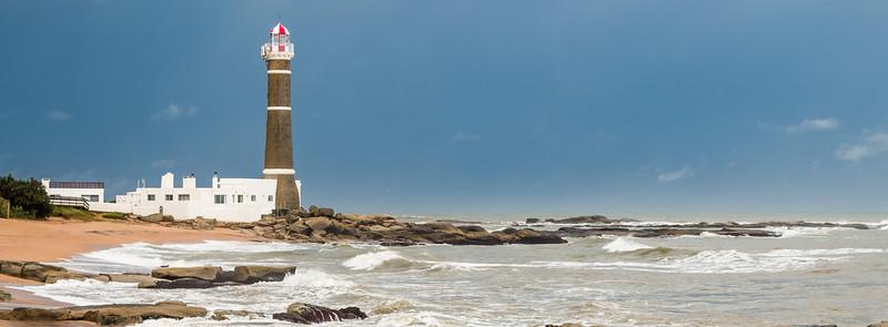 Una pausa en medio de la tormenta. José Ignacio, Maldonado, Uruguay.