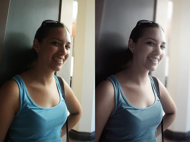 Gaby en Nueva York 2011