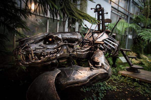 """Creatures of Nantes """"Les Machines de l'île"""""""