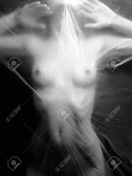 beautiful nude woman. Fine-art photo
