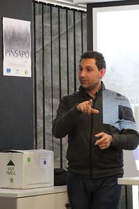 Profesor Anass Terrab (Univ. Sevilla).