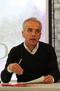 Alcalde de Villaluenga, Alfonso Moscoso.