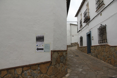 Calles de Villaluenga