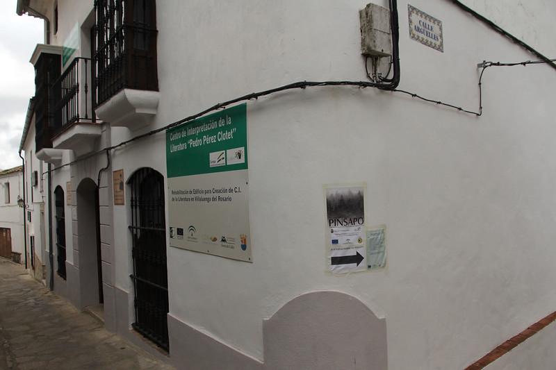Casa Museo Pérez-Clotet, sede de las Jornadas.
