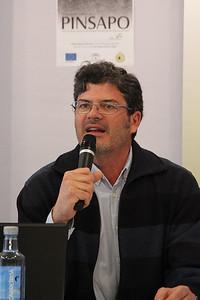 Director del P. N. Sierra de Grazalema, José Manuel Quero.