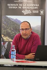 José L. Quintanilla, coord. del Plan Andaluz de Recuperación del Pinsapo.