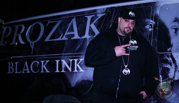 Prozak * The Black Ink Tour