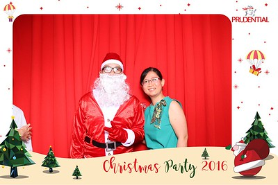 Event Prudential Christmas Party - 22.12.2016