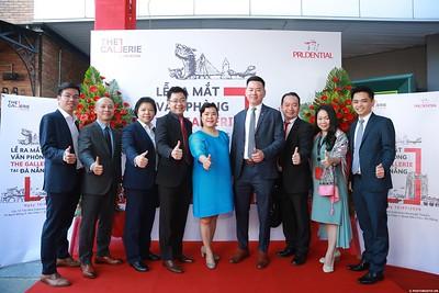 Prudential | The Gallerie Da Nang Grand Opening instant print photo booth | Chụp hình in ảnh lấy liền Sự kiện Ra mắt văn phòng The Gallerie tại Đà Nẵng | Photobooth Da Nang