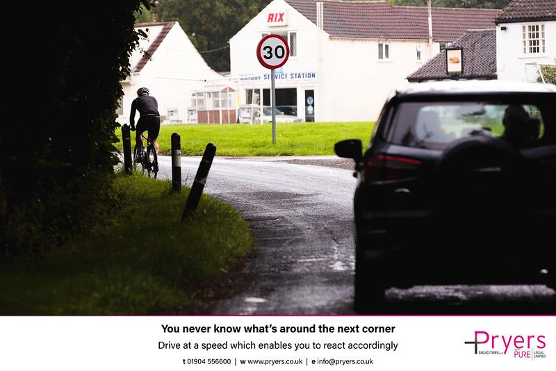 Spot the Bike: What's Round the Corner