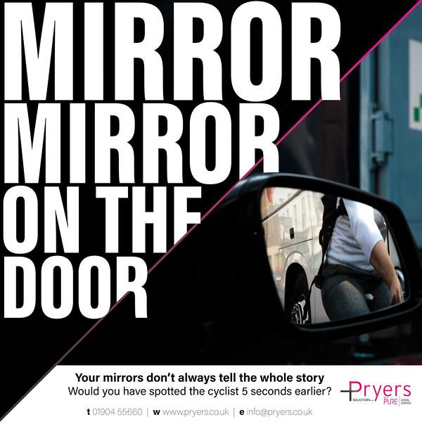 Spot the Bike: Mirror Mirror