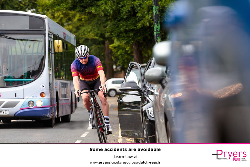 Spot the Bike: The Dutch Reach Bike Lane