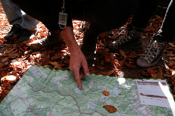 Wycieczka z terenoznawstwa 19.10.2019 Chata Socjologa, Otryt, Bieszczady ©Agata i Mateusz Matysiak