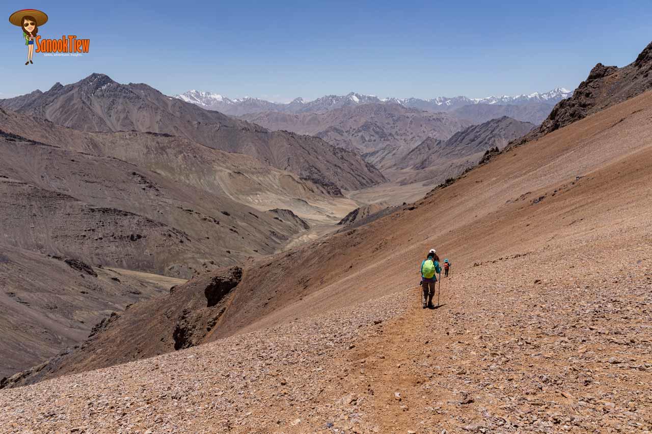 Pshart Valley Trek Tajikistan ทาจิกิสถาน เอเชียกลาง