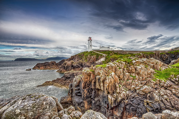 Fanad Head HDR - Realistic