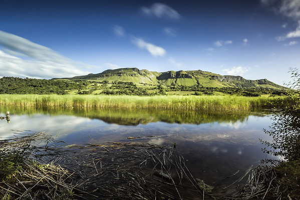 Glencar Lough - Long Exposure