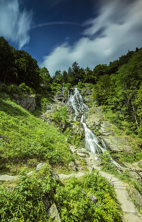 Todtnau Waterfall