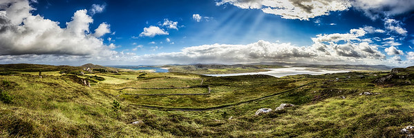 Pano View Donegal Bay