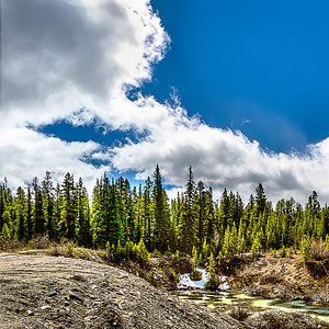 Panoramic View - HDR @ Mosquito Creek