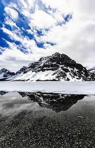 Bow Lake - Mirror