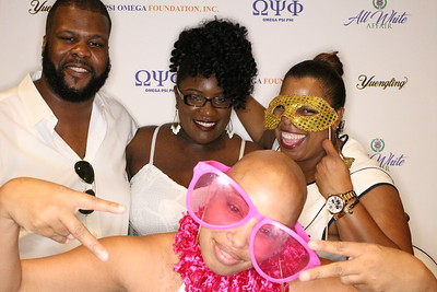 2017.08.25 Psi Omega Foundation All White Affair 8/25/2017