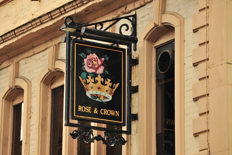 Rose & Crown Newcastle City Centre