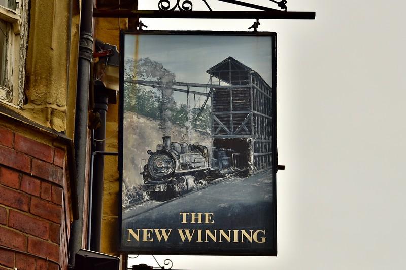 The New Winning Pub