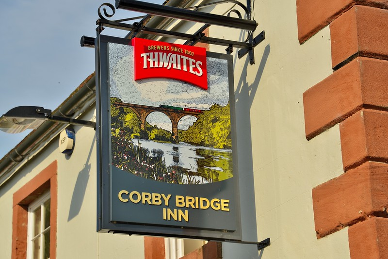 Corby Bridge Inn