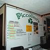 Piccolino's menu