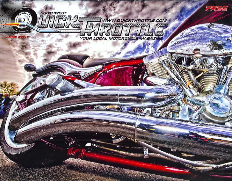Cover shot June 2010
