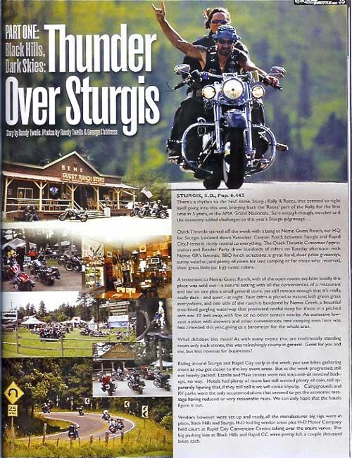 Quick Throttle Magazine