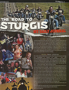 Sturgis 2010, 70th anniversary