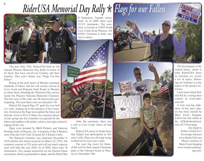 AZ Rider Magazine