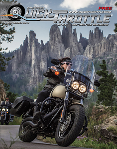September 2014 cover shot featuring the 2014 Sturgis Black Hills Rally