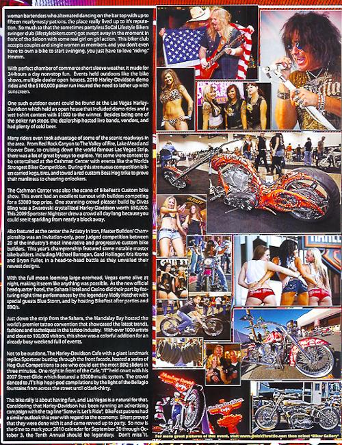 Quick Throttle Magazine photojournalism