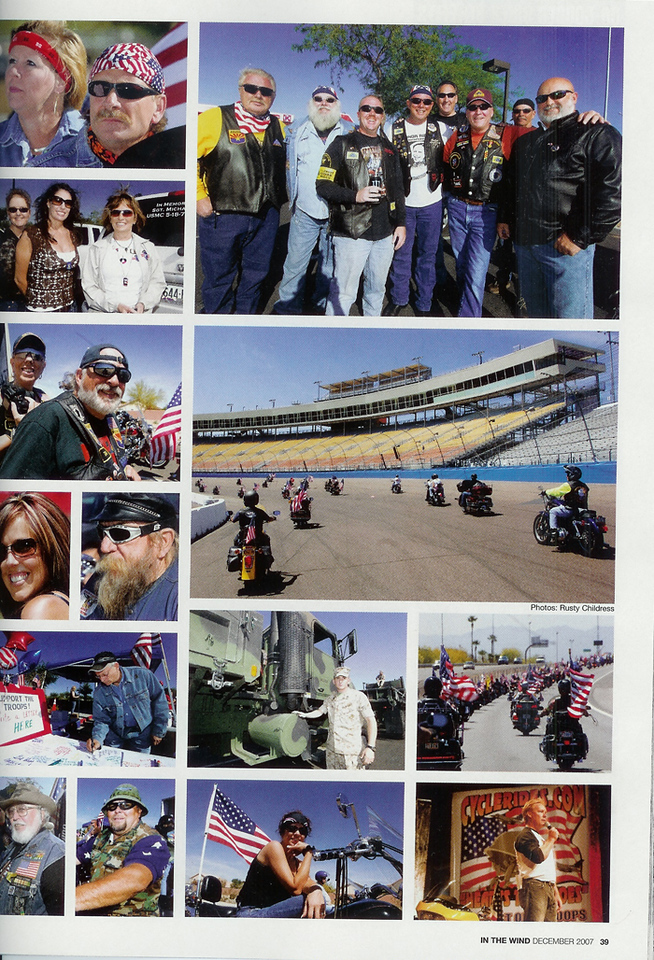 Paisano Publications, In The Wind Magazine