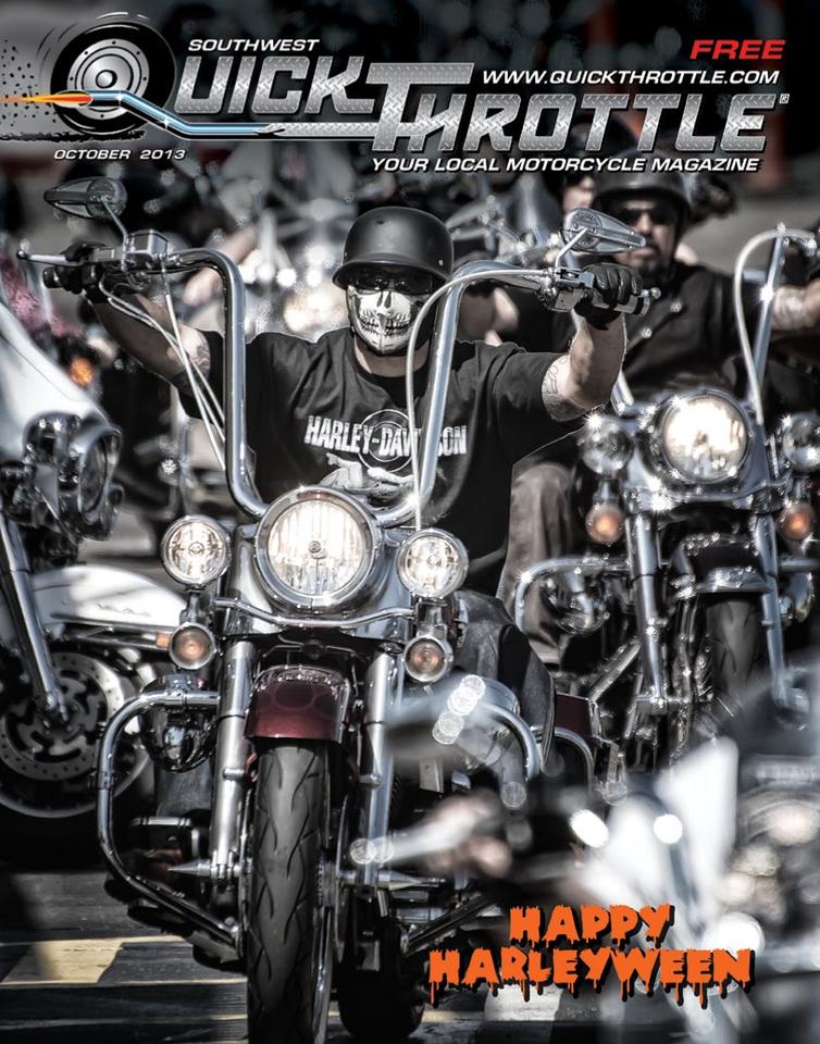 October 2013 cover shot