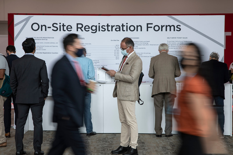 Exhibitor Registration with Exhibitors