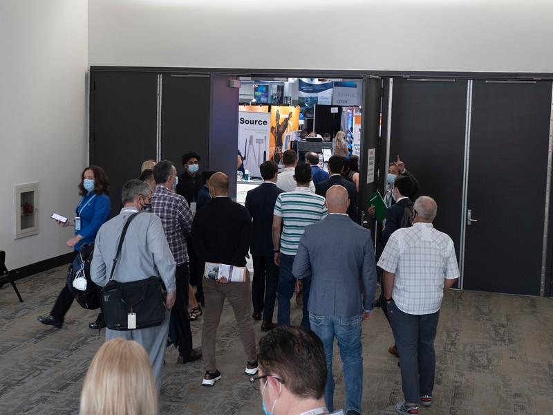 Exhibit Hall - Exhibitor Booths